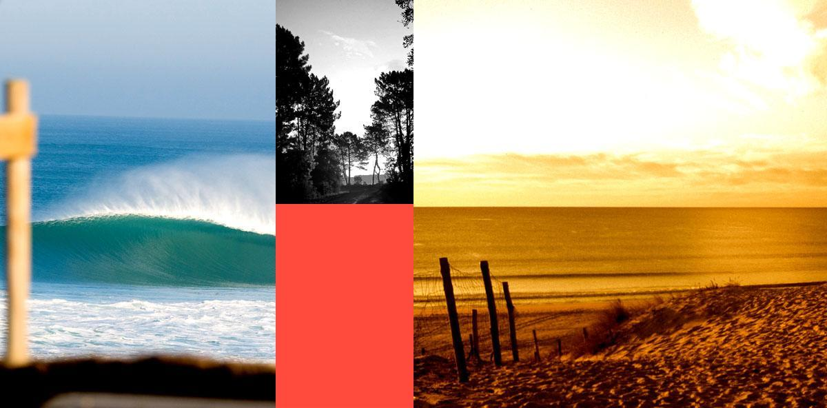 Surf camp campings et hôtels à Seignosse Hossegor