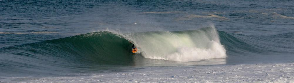 Uncrowded  and quality surf breaks in Hossegor and Seignosse