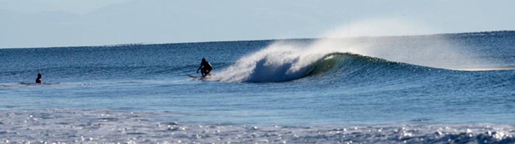 Surfguiding with the Natural Surf Lodge around Hossegor and Biarritz area