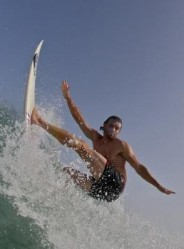 Surf physical training