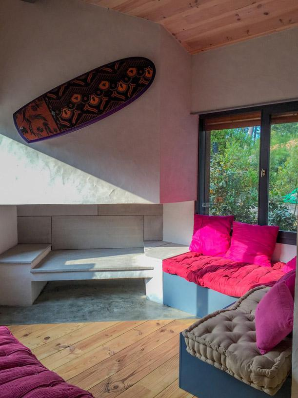 House Rental For Surfers In Seignosse Near Hossegor