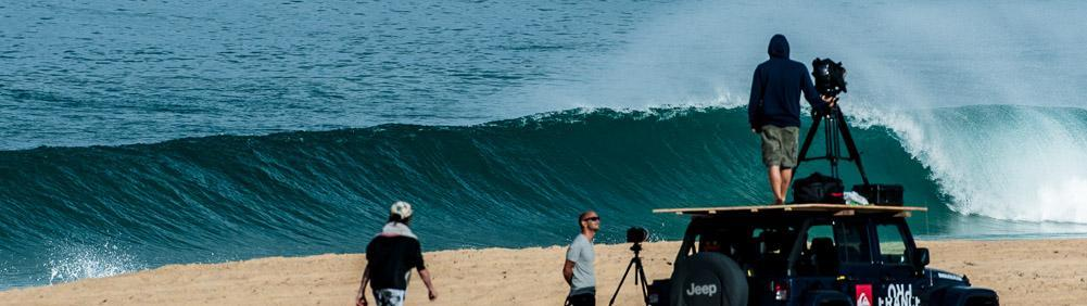 Improve your surfing skills with video analysis with Natural Surf School